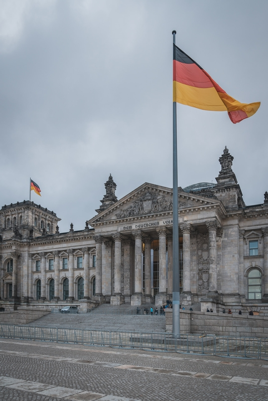 The Reichstag - Part IV