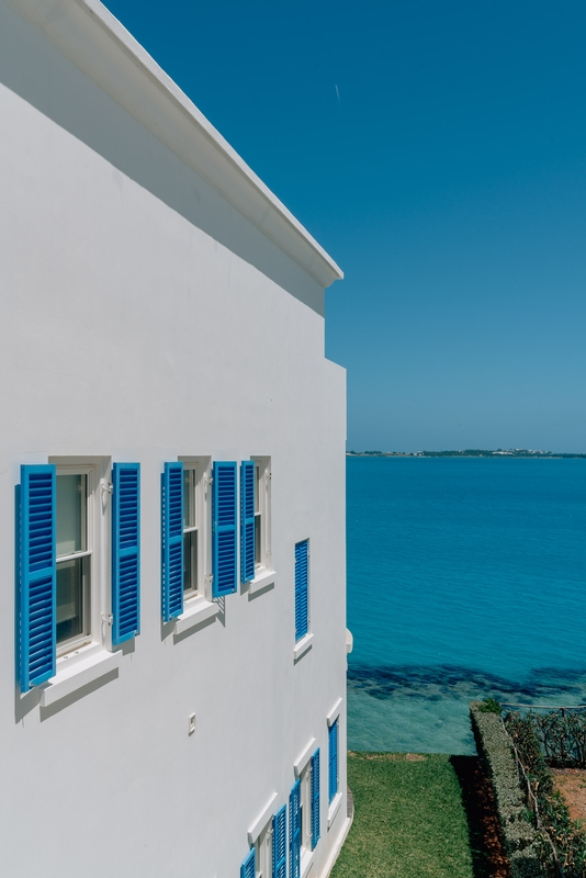 A Waterfront Bermuda Home